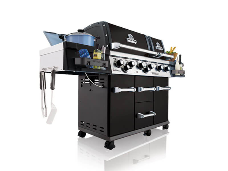 barbecue imperial