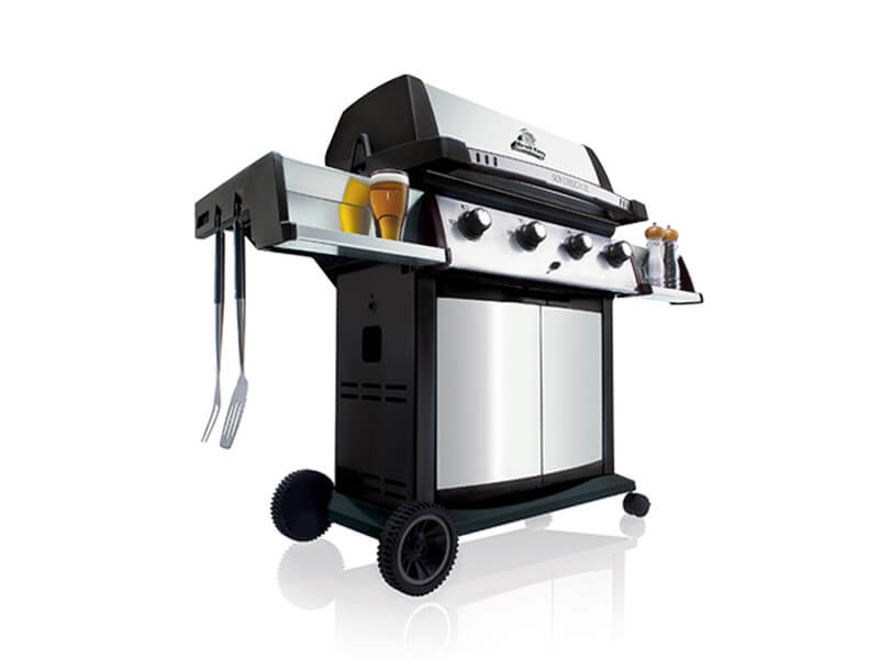 barbecue sovereign